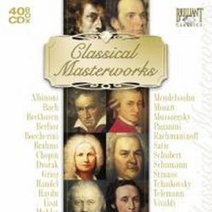 Image for 'Classical Masterworks'