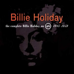 Immagine per 'The Complete Billie Holiday on Verve 1945-1959'