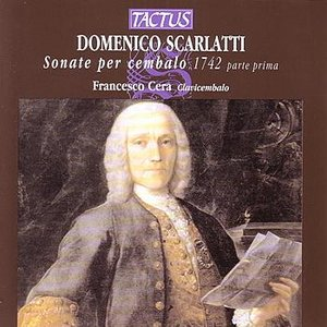 Image for 'Scarlatti: Sonate Per Cembalo'