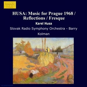 Image for 'HUSA: Music for Prague 1968 / Reflections / Fresque'