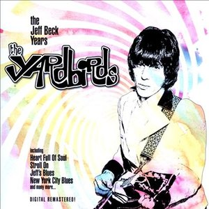 Image for 'The Jeff Beck years'