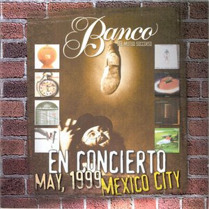 Image for 'En concierto, May 1999: Mexico City'