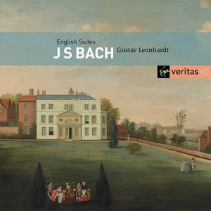 Image for 'Bach - English Suites'