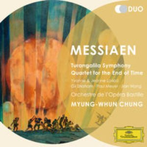 Image for 'Messiaen: Turangalîla Symphony; Quartet for the End of Time'