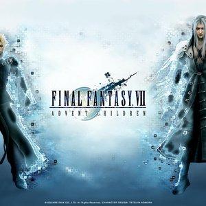 Bild för 'Final Fantasy VII - Advent Children'