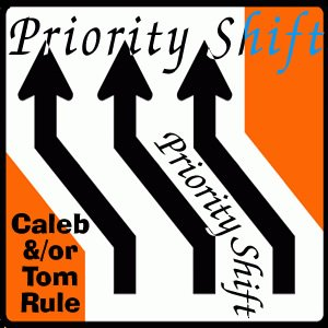 Image for 'Priority Shift'