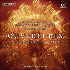 Immagine per 'Johann Sebastian Bach: 4 Orchestral Suites, BWV 1066-1069'