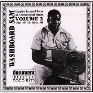 Image for 'Washboard Sam Vol. 2 (1937-1938)'