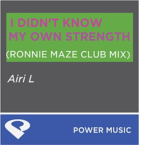 Image for 'I Didn't Know My Own Strength - EP'