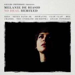 Image pour 'Gilles Peterson presents : Melanie De Biasio – No Deal Remixed'