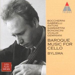 Imagen de 'Baroque Music for Cello'