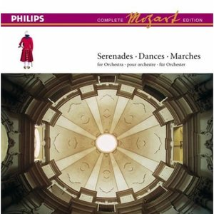Image for 'Mozart: Complete Edition Vol.2: Serenades, Dances & Marches'