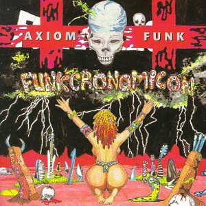 Image for 'Funkcronomicon (1 of 2)'