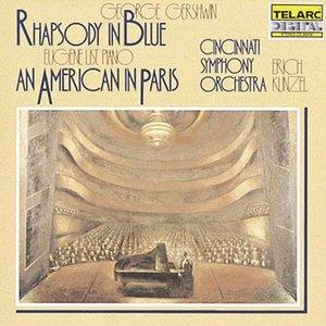 Image for 'Rhapsody in Blue, An American in Paris'