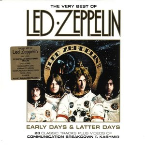 Immagine per 'The Very Best of Led Zeppelin - Early Days & Latter Days'