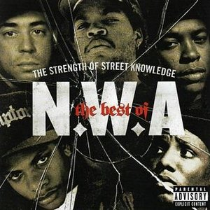 Imagen de 'The Best Of N.W.A: The Strength Of Street Knowledge'