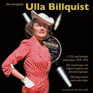 Immagine per 'Ulla Billquist'