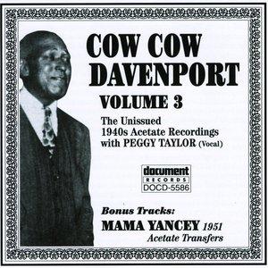 Imagem de 'Cow Cow Davenport Vol. 3 (1940s)'