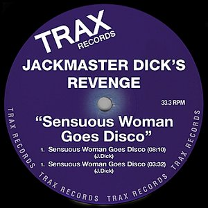 Image for 'Sensuous Woman Goes Disco'