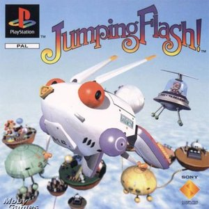 Image for 'Jumping Flash!'