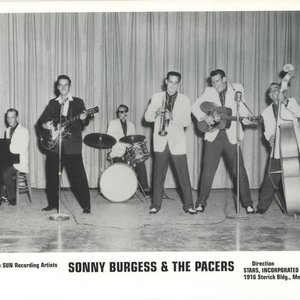 Image for 'Sonny Burgess and The Pacers'