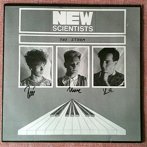 Image for 'New Scientists'