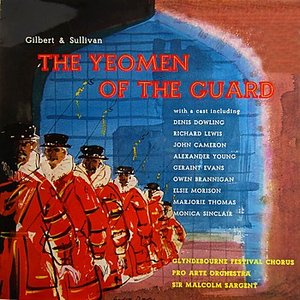 Image pour 'The Yeoman Of The Guard'