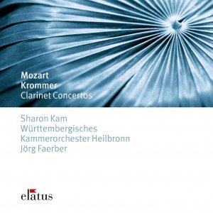 Image for 'Krommer : Clarinet Concerto in E flat major Op.36 : II Adagio'