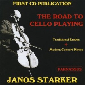 Image for 'The Road to Cello Playing'