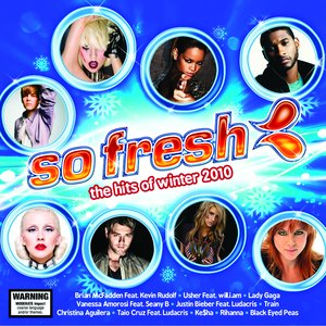 Bild für 'So Fresh: The Hits Of Winter 2010'