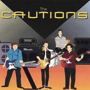 Image for 'The Cautions (debut EP)'