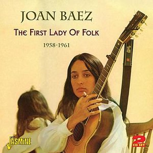 Image for 'The First Lady of Folk 1958-1961'