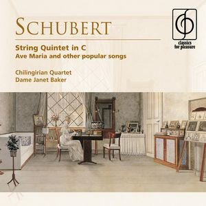 Image for 'Schubert: String Quintet in C . Ave Maria and other popular songs'