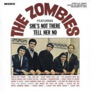 Image for 'The Zombies (Featuring She's Not There and Tell Her No)'