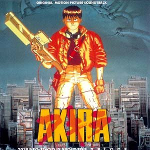 Image for 'Akira Original Soundtrack'