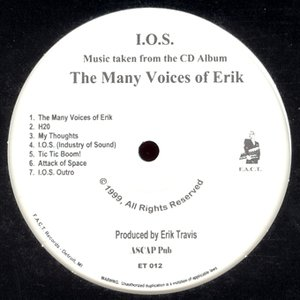 Image for 'The many voices of Erik'