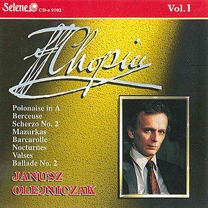 Image for 'Janusz Olejniczak plays Chopin'