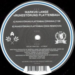 Image for 'Ruhestörung Plattenbau'