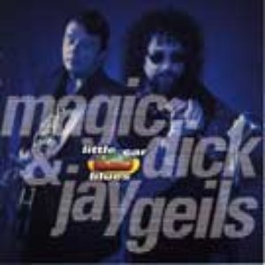 Image for 'Magic Dick & Jay Geils'