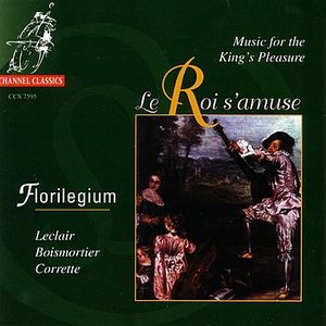 Image for 'Le Roi s'amuse - Music for the King's Pleasure'