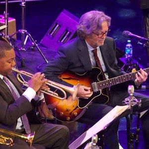 Bild für 'Wynton Marsalis & Eric Clapton'