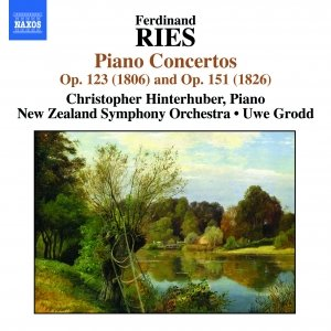 Image for 'RIES: Piano Concertos, Vol. 1'