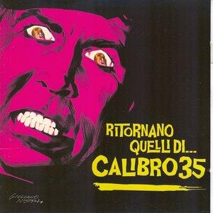Immagine per 'Ritornano quelli di...Calibro 35'