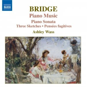 Image for 'BRIDGE: Piano Sonatas, Vol. 2'