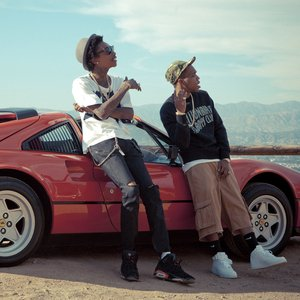 Image for 'Curren$y & Wiz Khalifa'