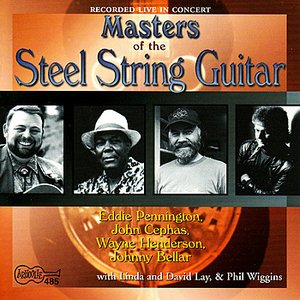Image for 'Masters Of The Steel String Guitar'