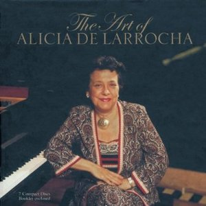 Image for 'The Art of Alicia de Larrocha'