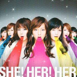 Immagine per 'SHE!HER!HER!'