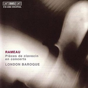 Image for 'RAMEAU: Pieces de clavecin en concerts'