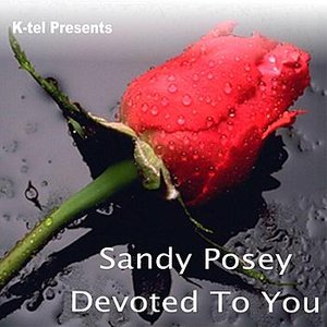 Image pour 'K-tel Presents Sandy Posey - Devoted To You'